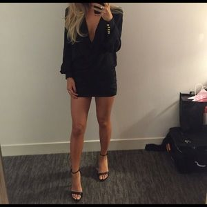 NWT Balmain x H&M Jacquard Dress Size 8